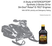Ski-doo XPS-2 vs AMS-oil Interceptor