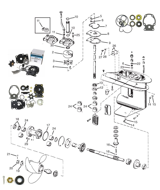 Mercury 402 Outboard Motor Wiring Diagram together with Vaxelhusdelar Mercury 3 9  4  4 5  6  7 5  9 8 Hk Aldre Modell Mercury02 together with 20 35hk as well Johnson Evinrude Parts as well Tilt Trim Wiring Schematic 2001 40 Hp Mercury Tracker Motor. on 60 hp evinrude